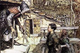 grimm rackham illustrations