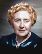 The real Agatha Christie