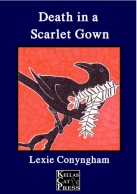 death in a scarlet gown