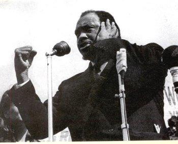 Robeson the activist