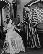 Playing Othello opposite Uta Hagen