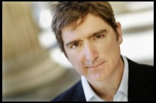 Marcel Theroux (photo: Sarah Lee)