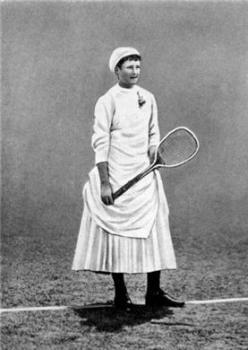 Lottie Dod 1893