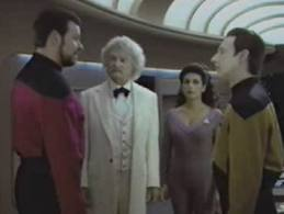 mark twain star trek