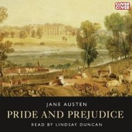 pride and prejudice audio