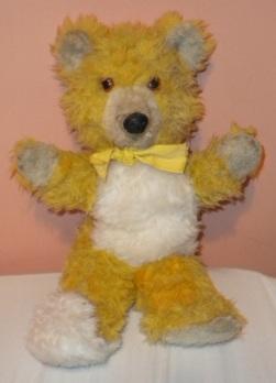 The Teddy Bear - meet my Edward!