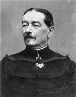 Auguste Mercier Minister of War