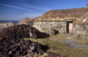 Blackhouse, Isle of Lewis Photo credit: Robert Harding