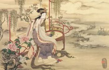 chinese-courtesan