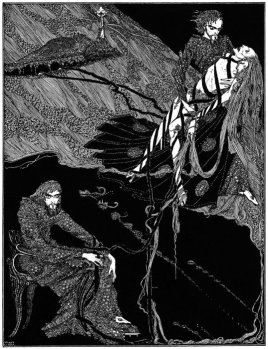 Illustration by Harry Clarke