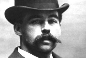 Herman Webster Mudgett aka HH Holmes