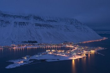 Isafjördur Photo by Oddurjons