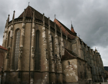 The Black Church of Brasov