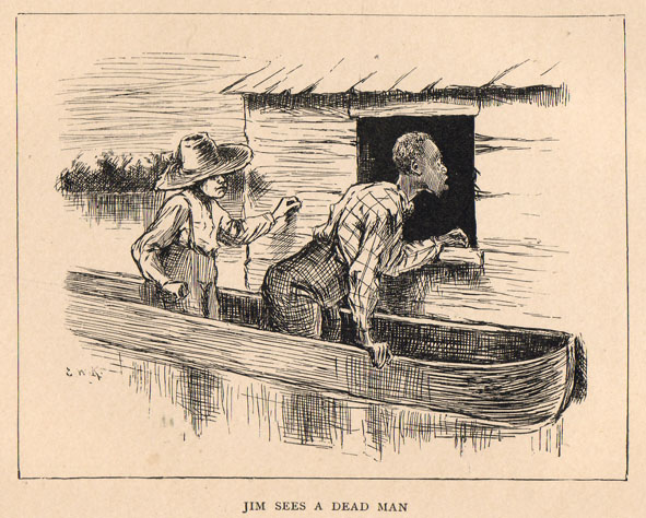 the complex meaning in the adventures of huckleberry finn by mark twain Explain that as a concluding activity after reading and discussing the adventures of huckleberry finn  mark twain called huckleberry finn  complex elements of.