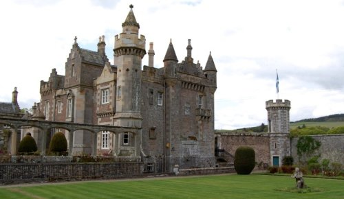 Sir Walter Scott's Abbotsford House seems like a good likeness for Val McDermid's Northanger Abbey