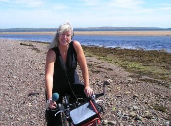 Lesley Riddoch in the Hebrides