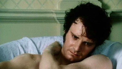 Darcy - naked! (Gosh! I bet that increases my page views!)