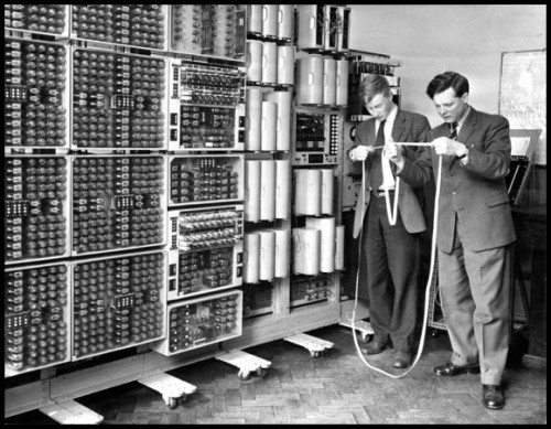 early computer