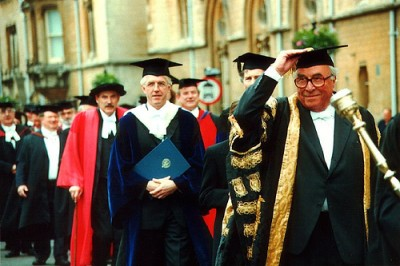 In his later life, Jenkins was a high-profile and well regarded Chancellor of Oxford University.