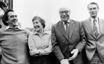 The Gang of Four who led the breakaway SDP Party - David Owen, Shorley Williams, Roy Jenkins and Bill Rodgers.