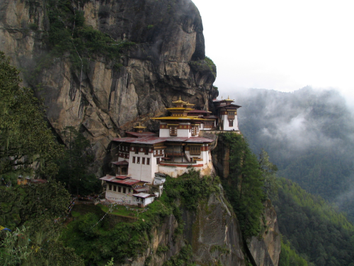 the-taktshang-monastery