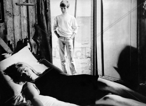 From the 1962 film of the novella