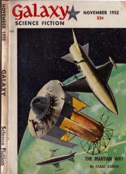 The original pubblication in Galaxy magazine in 1952