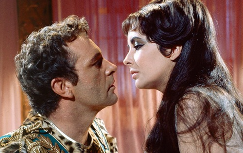 Anthony and Cleopatra - Hollywood style