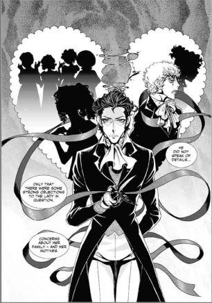 p&p manga 1