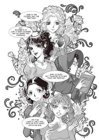 the bennet girls
