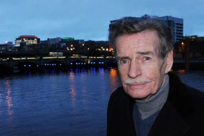 William McIlvanney says Yes