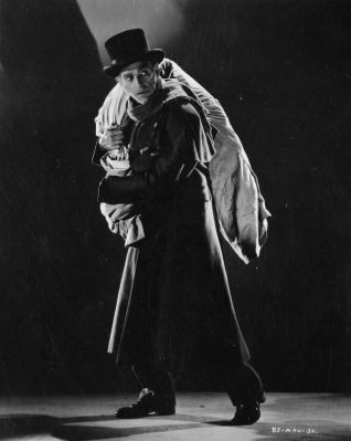 Boris Karloff in the 1945 film...