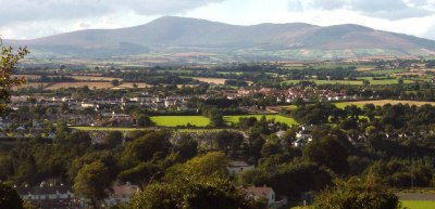 Enniscorthy and Blackstairs Mountains