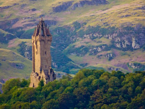 Wallace Monument  by BusterBrownBB