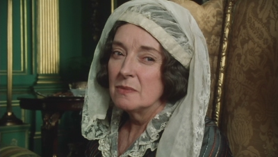 Lady Catherine de Bourgh...or future Emma?