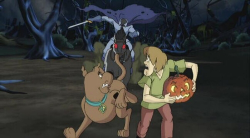 from the Scooby Doo version...