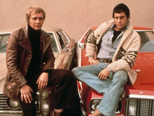 Starsky and Hutch...or... How to look cool in flares...