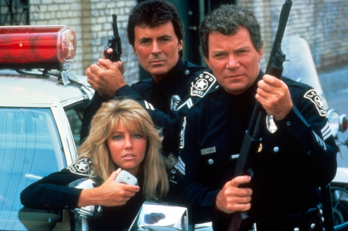 TJ Hooker - whose hair looks most realistic in this picture?