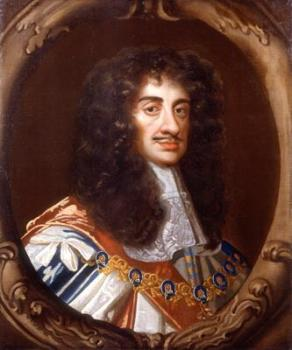 Charles II (eat your heart out, Kenny G...)