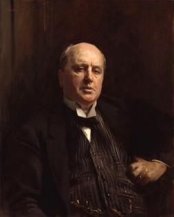Henry James by John Singer Sargent