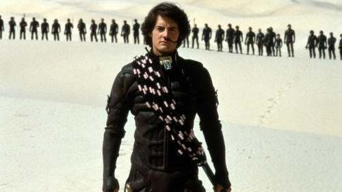 Lovely Kyle MacLaclan as Paul-Muad'dib in the 1984 David Lynch film.