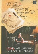the guernsey literary and potato peel society