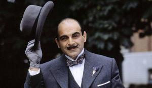 It's a Poirot!