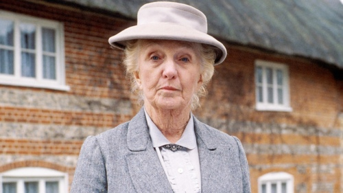Ahhh! Finally! The definitive Miss Marple... the late, great Joan Hickson