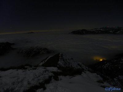 arctic night