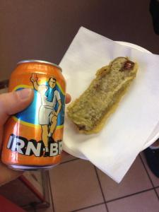 mars bar and irn bru