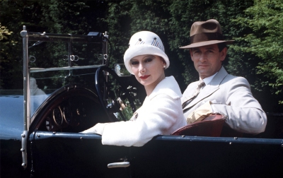 James Warwick and the delightful Francesca Annis as Tommy and Tuppence in the ITV adaptation