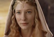 Galadriel - a woman