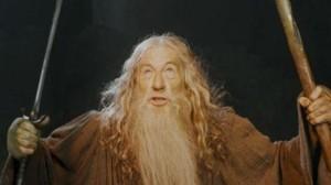Gandalf Ian McKellen - a fine actor