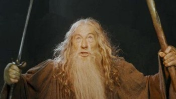 Gandalf Ian McKellen - a fine actor